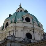 Kuppel der Karlskirche Wien