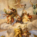 Kuppelmalerei Karlskirche