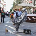 Straßenkünstler, Wien