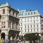 Wiener Staatsoper, Hotel Sacher, Casino Wien