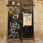 Interessante Tür