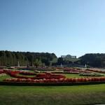 Schloß Schönbrunn Garten